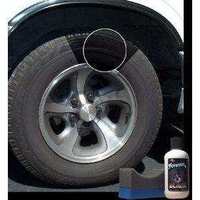 Show details of Forever Black Tire Gel Kit.