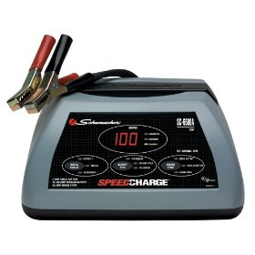Show details of Schumacher SC-6500A Speedcharge Automatic Battery Charger.
