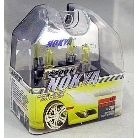 Show details of Nokya Arctic Yellow H1 Headlight Bulb (Stage 1).