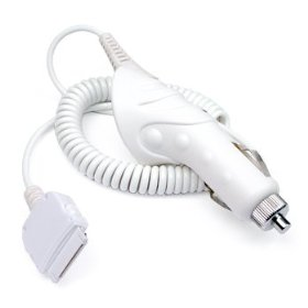 Show details of New Car Charger for Apple iPhone 3G, iPod Nano Touch.