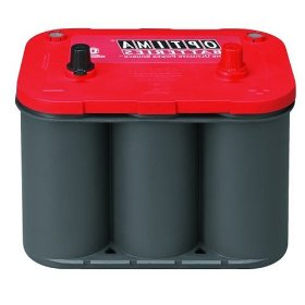 Show details of Optima Batteries 8003-151 34R RedTop Starting Battery.