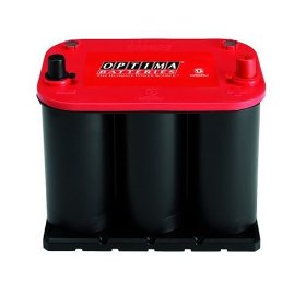 Show details of Optima Batteries 8020-164 35 RedTop Starting Battery.