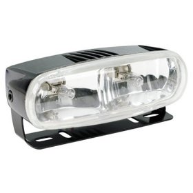 Show details of Hella 2020 Optilux 55-Watt Driving Light.