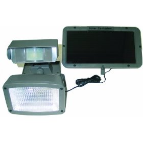 Show details of Solar Centurion Motion Sensor Security Light.