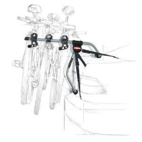 Show details of Yakima Super Joe 2-Bike Trunk Mount Rack.