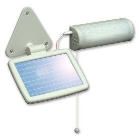 Show details of Sunforce 81095 Solar Shed Light.