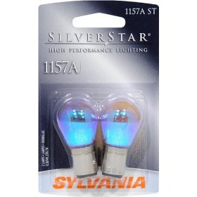Show details of Sylvania 1157A SilverStar High Performance Signal Lighting.
