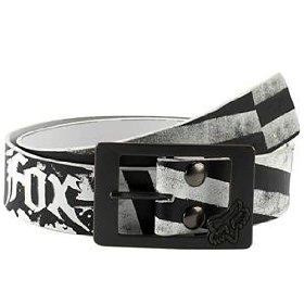 Show details of Fox Racing Youth Jailbreak Belt - Small/Medium/Black.