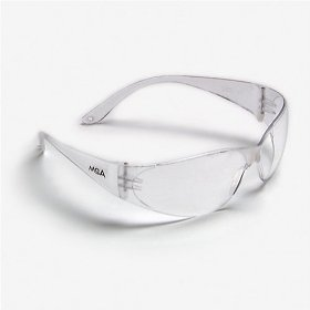 Show details of MSA Safety Works 10006315 Close-Fitting Safety Glasses, Clear Lens.