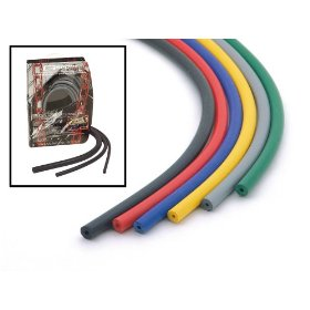 Show details of Mr. Gasket 11031 G Sport Vacuum Hose Kit - Black.