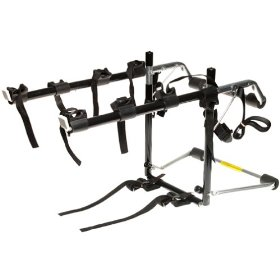 Show details of Allen Deluxe 4-Bike Trunk Mount Rack.