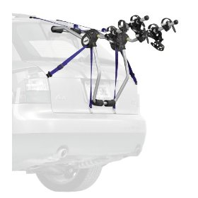 Show details of Thule 962XT Speedway 3-Bike Trunk Rack.