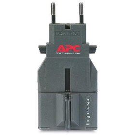 Show details of APC INPA Universal Plug Adapter.