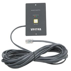 Show details of Vector Inverter Remote Control, Model# VEC003.