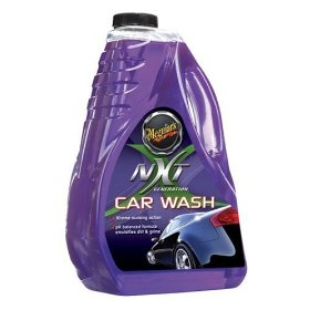 Show details of Meguiar's G-12664 NXT Generation Car Wash. 64 oz. liquid.