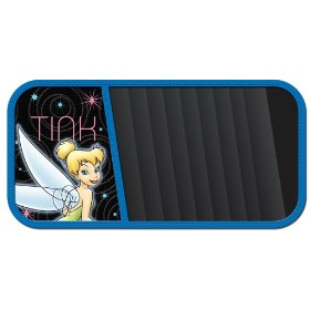 Show details of Tinker Bell Pixie Power CD/DVD Visor Organizer.