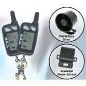 Show details of Excalibur. K9-ECLIPSE 2-Way Keyless Entry & Security System with Proximity disarm unlock.