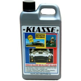 Show details of Klasse High Gloss Sealant Glaze 16.9 oz..