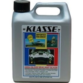Show details of Klasse High Gloss Sealant Glaze 33 oz..