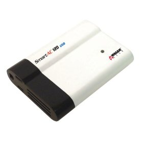 Show details of Wagan Smart AC 120 Watt USB Power Inverter.