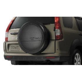 Show details of Honda CRV Hard Spare Tire Cover 1997 1998 1999 2000 2001 2002 2003 2004.