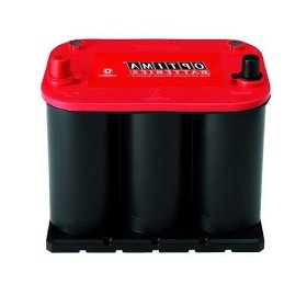 Show details of Optima Batteries 8025-160 25 RedTop Starting Battery.