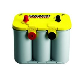 Show details of Optima Batteries 8014-045 D34/78 YellowTop Dual Purpose Battery.