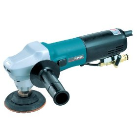 Show details of Makita PW5001C 7.9 Amp 4-Inch Variable Speed Wet Stone Polisher.