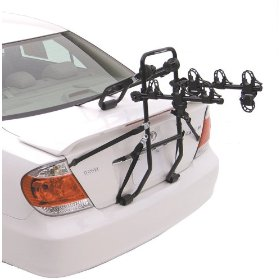 Show details of Hollywood Racks F6 Expedition 3-Bike Trunk/Bumper Mount Rack.