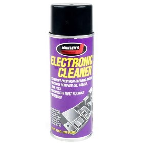 Show details of Electrical Contact Cleaner, 16 oz. aerosol can.