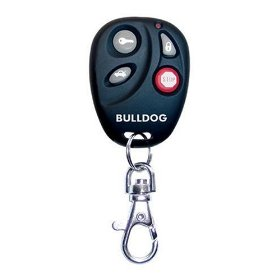 Show details of Bulldog 4-Button Remote Transmitter.
