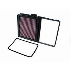 Show details of K&N 33-2329 Replacement Air Filter.