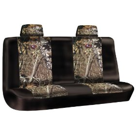 Show details of Mossy Oak Bench Seatcover.