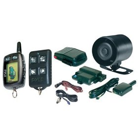 Show details of Pyle PWD501 LCD 2-Way Vehicle Remote Start/Security System.