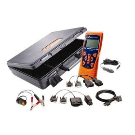 Show details of Actron CP9190 Elite AutoScanner Pro Diagnostic Code Scanner with Live, Record, Playback and Graphing Data Capability for OBDI and OBDII Vehicles.