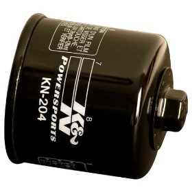 Show details of K&N KN-204 Oil Filter.