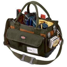 Show details of Bucket Boss 06088 GateMouth Open-Face Tool Bag.