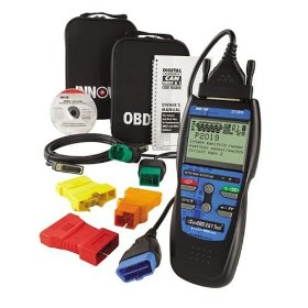 Show details of Equus 3120 Innova Diagnostic Code Scanner with Freeze Frame Data for OBDI and OBDII Vehicles.