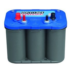 Show details of Optima Batteries 8006-006 34M BlueTop Starting Battery.