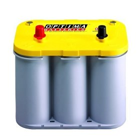 Show details of Optima Batteries 8012-021 D34 YellowTop Dual Purpose Battery.