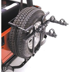 Show details of Hollywood Racks SR1 Spare Tire Rack 2-Bike Spare Tire Mount Rack.