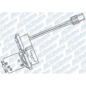 Show details of ACDelco 15-80571 Blower Motor Resistor Assembly.