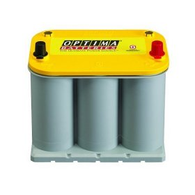 Show details of Optima Batteries 8040-218 D35 YellowTop Dual Purpose Battery.