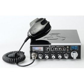 Show details of Limited Edition Black Chrome CB Radio.