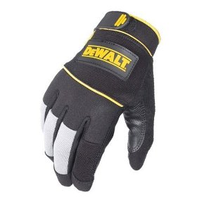 Show details of Dewalt DPG26L ToughTack Grip Palm Warehouse and Packaging Work Glove, Large.