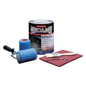 Show details of Herculiner - HCL1B8 - Brush-on Bed Liner Kit.