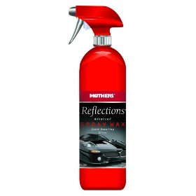 Show details of Mothers 10224 Reflections Spray Wax - 24 oz.