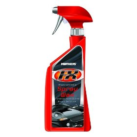 Show details of Mothers 20224 FX Spray Wax - 24 oz.