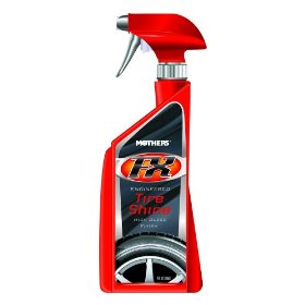 Show details of Mothers 20324 FX Tire Shine - 24 oz.