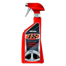 Show details of Mothers 20524 FX Wheel Cleaner - 24 oz.